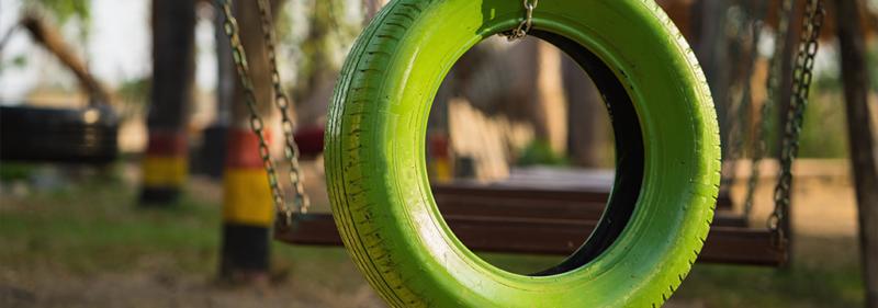 speeltuin, speelvoorziening, duurzaam speelplein