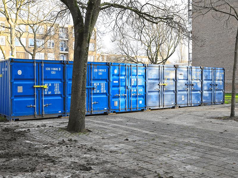 herinrichting Rotterdam