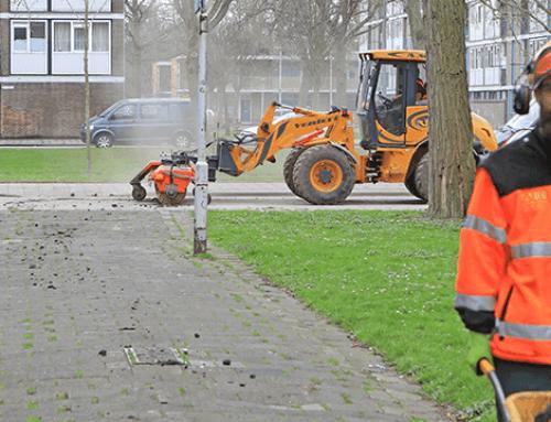Indrukwekkende herinrichting rondom woningen Schiebroek | Rotterdam | Deel 2