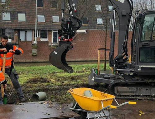 Divers aanplantproject van maar liefst 102 bomen in Papendrecht
